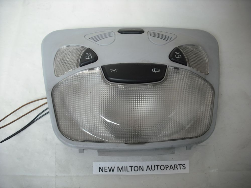 MERCEDES W203 CLK COUPE INTERIOR ROOF LIGHT LAMP PANEL WITH SENSOR  A2038202301 A 203 820 23 01
